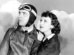 Lyle Talbot and Ann Dvorak